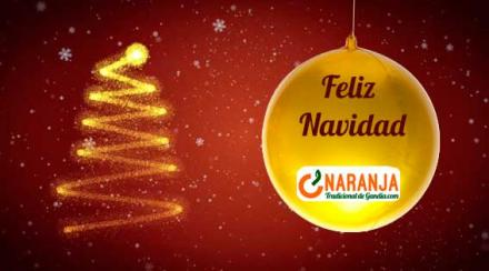 Naranja Tradicional os desea Feliz Navidad