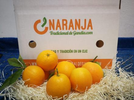Compra naranjas online directos de árbol