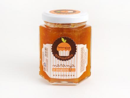 Comprar mermelada de naranjas extra y jengibre