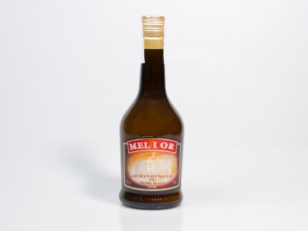 Licor Crema valenciana de horchata y miel de naranjo