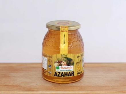 Miel cruda de azahar de la Comunidad Valenciana