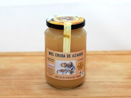 Miel de azahar de la Comunidad Valenciana directa de apicultor