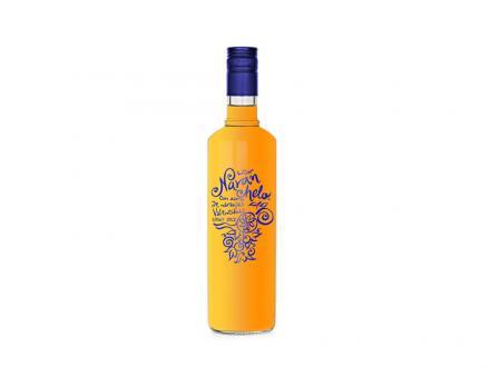 Licor valenciano artesanal Naranchelo brasiblanc 70 cl